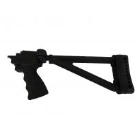 Culata plegable con pistolete empuñadura