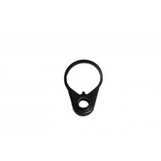 Caza extremo de la placa redonda adaptador de correa